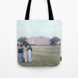 three Victorian ladies Tote Bag