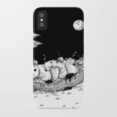 Print  Slim Case iPhone X