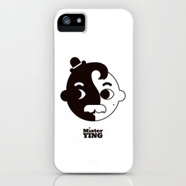 Mr Ying iPhone Case