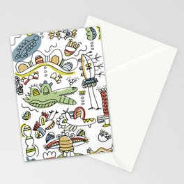 Perfect Duets Stationery Cards