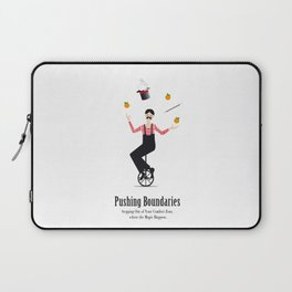Get Out of Your Comfort Zone Laptop Sleeve