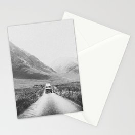 ON THE ROAD XXV / Scotland Stationery Cards