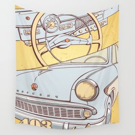 Moskvich 403 Wall Tapestry