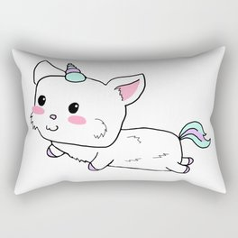Unikitty Rectangular Pillow