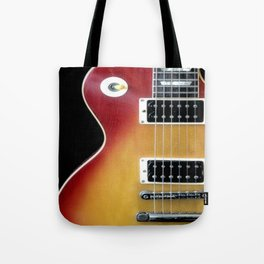 Les Paul Tote Bag