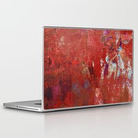 calendars Laptop & iPad Skins featuring Haglaz - Runes Series by Fernando Vieira