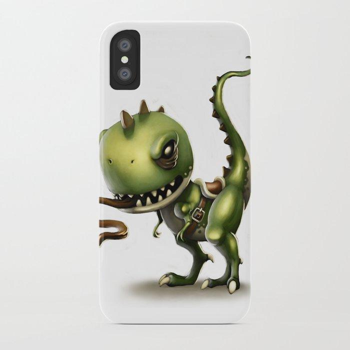 Evil Yoshi iPhone Case