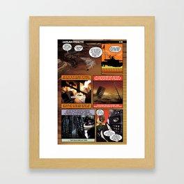 Cathair Apocalypse 01-09 Framed Art Print