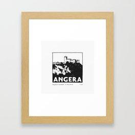 Angera Framed Art Print