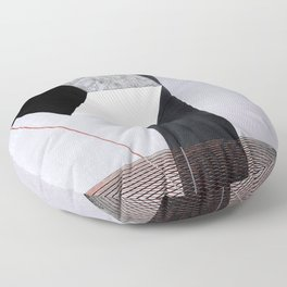 Proun 99 - El Lissitzky Floor Pillow