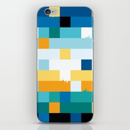 These little ruptures iPhone Skin