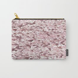 Road Speaks - Pink Carry-All Pouch