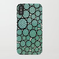huebucket iPhone & iPod Cases featuring Blooming Trees by Pom Graphic Design
