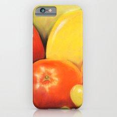 Fruit - Pastel Illustration Slim Case iPhone 6s