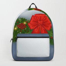 Christmas card Backpack