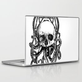 Pieces of Cthulhu Laptop & iPad Skin