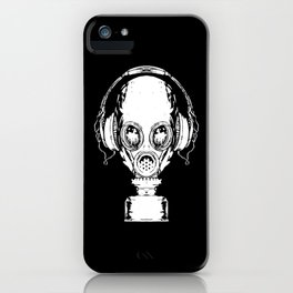 Tune In iPhone Case