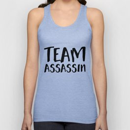 Team Assassin Unisex Tank Top