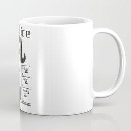 "Jonatan's ""At the Office"" Coffee Mug"