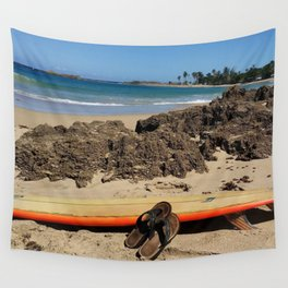 Chillin Out Wall Tapestry