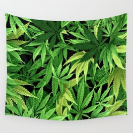 Cannabis Wall Tapestry