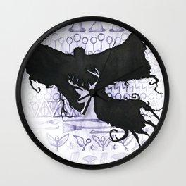 Patronus Wall Clock