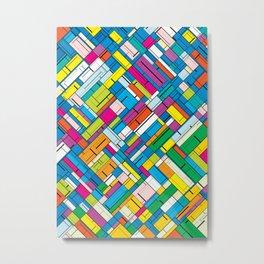 Bifröst 31 Metal Print