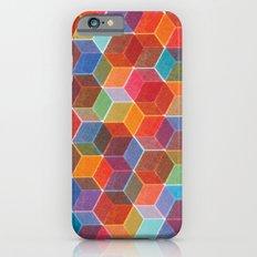 Hexagons Slim Case iPhone 6s