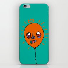Halloween Balloon iPhone & iPod Skin