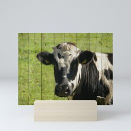 ON THE FARM Mini Art Print