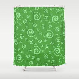 Hypno IV Shower Curtain