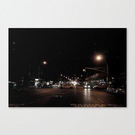 NYC 3 Canvas Print