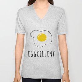 Eggcellent Unisex V-Neck