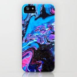 Cascade Blue iPhone Case
