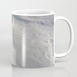 April snow drifts Coffee Mug