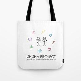 ISHISHA PROJECT by ISHISHA PROJECT Tote Bag