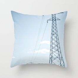The Power Throw Pillow