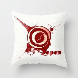 De Craving Throw Pillow