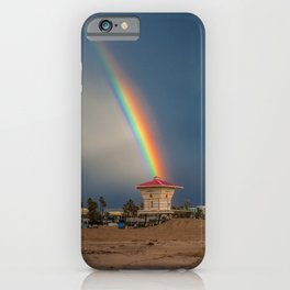 HB Rainbow iPhone Case