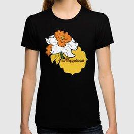 Qua-trefoil Daffodils T-shirt