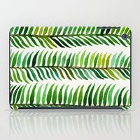 fern iPad Cases featuring Seaweed by Cat Coquillette