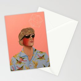 The Big Wave Stationery Cards