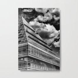 Theater Ulm Metal Print