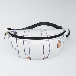 Her and Cigarettes Fanny Pack