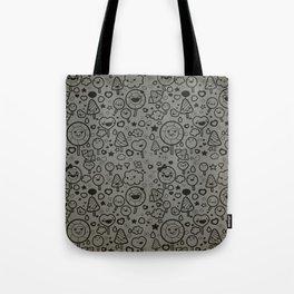 Sweet Pattern Tote Bag
