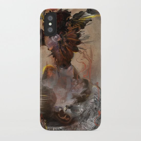Vrika iPhone Case