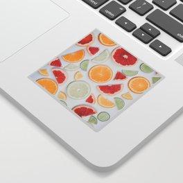 citrus fresh Sticker