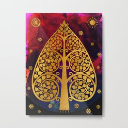 Bodhi Tree0501 Metal Print