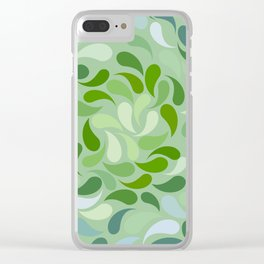 Petal Burst #31 Clear iPhone Case