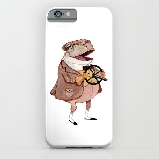 Mr. Toad iPhone & iPod Case